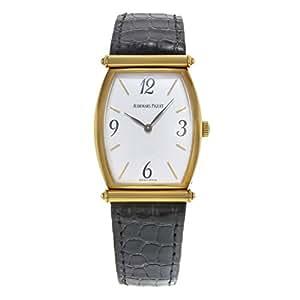 Audemars Piguet Carnegie mechanical-hand-wind mens Watch 14941BA.OO.0009.01 (Certified Pre-owned)