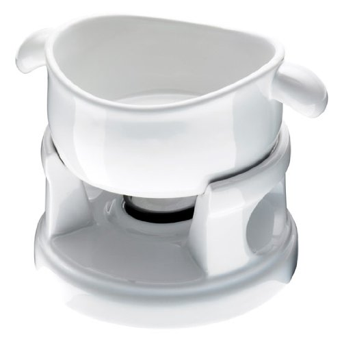 Beka Cookware Blanco Fondue Set, Service for 4