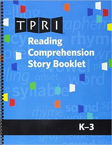 Amazon com: TPRIÆ Benchmarking Kit (9781598571257): Brookes