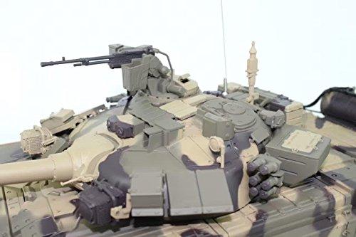 e394dec274a7 Heng long Radio Remote Control 1 16 RC Tank T90 Pro Metal Tracks ...