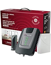 weBoost Home Room (652120) Cell Phone Signal Booster Kit   Up to 1,500 sq ft   U.S. Company   All Canadian Carriers - Bell, Rogers, Telus & More   ISED Approved