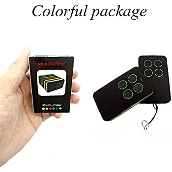 Universal Remote Control Clone for Somfy Telis RTS - Face To ...