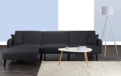 Amazon Divano Roma Furniture Mid Century Modern Style Linen
