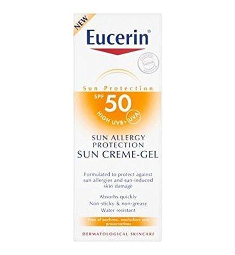 Eucerin Sun Allergy Protection Creme-Gel Spf50 (Best Sun Cream For Sun Allergy)