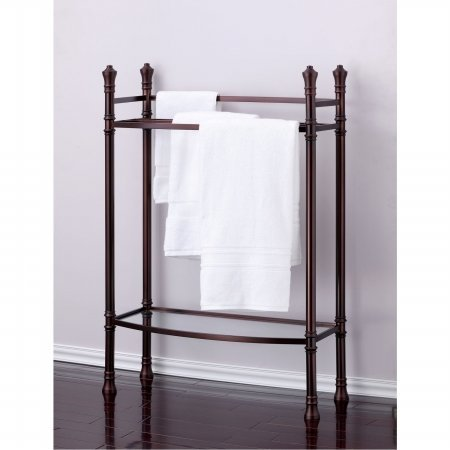 best-living-monaco-oil-rubbed-bronze-towel-stand