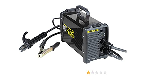 Fartools 150050 - Soldador inverter (2500 W): Amazon.es: Industria, empresas y ciencia