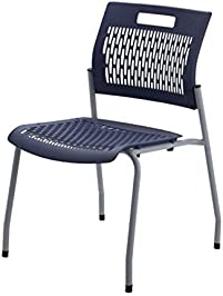 flexone stacking chair navy