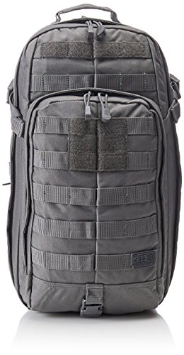 5.11 RUSH MOAB 10 Tactical Sling Bag Shoulder Pack Military Backpack, Style 56964, Storm