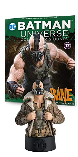 (Eaglemoss DC Batman Universe Collector's Busts: #17 Bane (The Dark Knight Rises) Bust Toy, 5