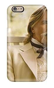 ZippyDoritEduard Scratch-free Phone Case For Iphone 6- Retail Packaging - Django Unchained ()