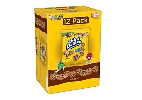 (Keebler Chips Deluxe Mini Rainbow Cookies 12-1 oz. Bags)
