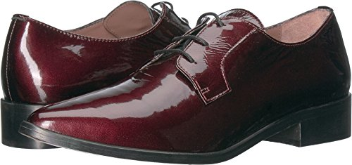 Burgundy Patent Footwear (Summit by White Mountain Women's Adrian Burgundy Patent 39 M EU)