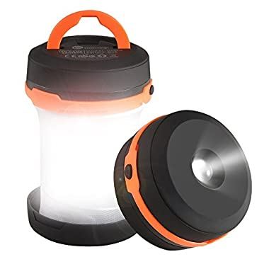 TaoTronics Battery Operated LED Collapsible Camping Lantern