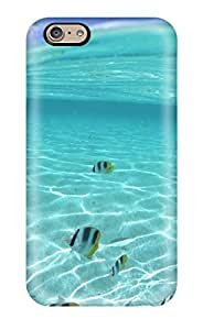 New Hawaii Underwater Skin Case Cover Shatterproof Case For Iphone 6