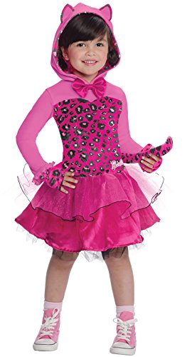 Pink Barbie Kitty Child Toddler Costume (Barbie Kitty Child Costumes)