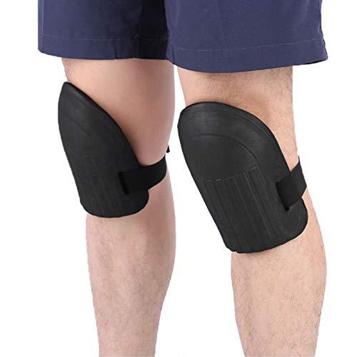 LACKINGONE 1 Pair Gardening Knee Pads Protectors Cushion Sport Work Guard