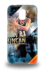 Special Design Back NBA San Antonio Spurs Tim Duncan #21 Phone 3D PC Case Cover For Galaxy S5 ( Custom Picture iPhone 6, iPhone 6 PLUS, iPhone 5, iPhone 5S, iPhone 5C, iPhone 4, iPhone 4S,Galaxy S6,Galaxy S5,Galaxy S4,Galaxy S3,Note 3,iPad Mini-Mini 2,iPad Air )