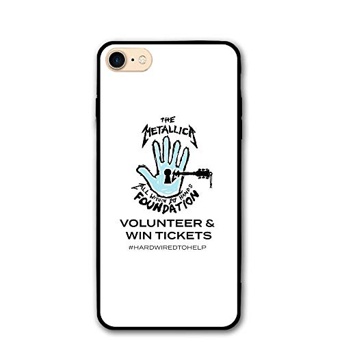 Slim Fit iPhone 7 Case and iPhone 8 Case Me-allica-Volunteer-Win-Tickets Anti-Scratch Cover Case for iPhone 7 and iPhone 8