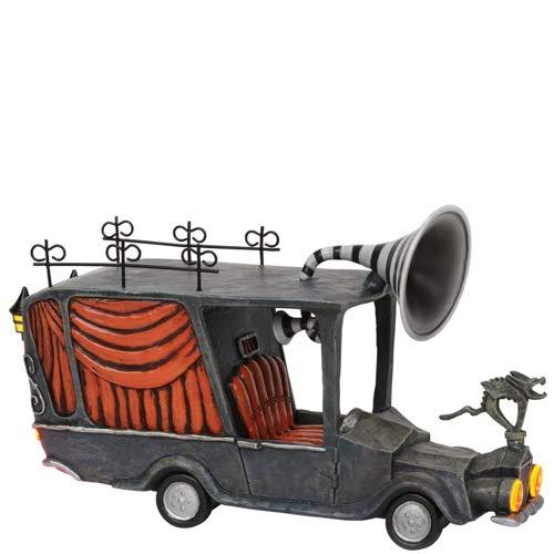 Nightmare Before Christmas Halloween Town Characters (Department 56 Nightmare Before Christmas VLG The Mayor's Car Figurine)
