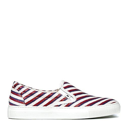 Mauro Grifoni Kvinna Slip-on Sneakers Kp409265-kq300-301 Sz 37
