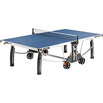 Cornilleau 500M Crossover Indoor/Outdoor Blue Table Tennis Table