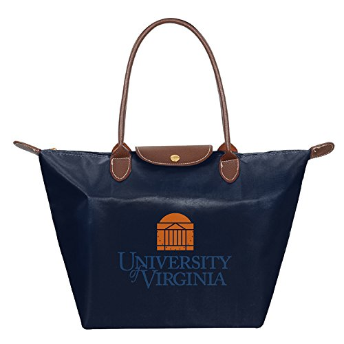 Doctor Blade Seal (University Of Virginia Charlottesville Waterproof Foldable Tote Bags Shopping Beach Shoulder Handbags Purse Tote Shoulder Bag Navy)