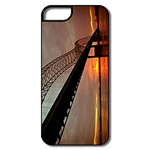 IPhone 5 5s Case Cover Over Mighty,Custom Your Own Keep Calm Skin For IPhone 5s