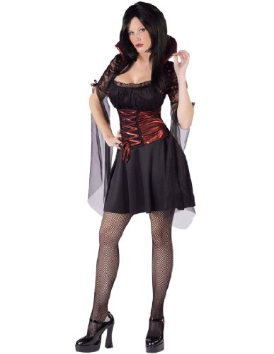 Twili (Red Vampiress Adult Costumes)