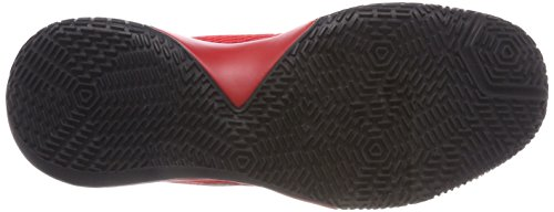 University Basketball NIKE Zoom Red Homme Black II Rouge Live 600 de Chaussures Xq8Xg