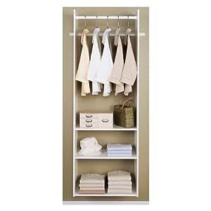 Amazon.com: Easy Track RV1472 Closet Hanging Tower Closet