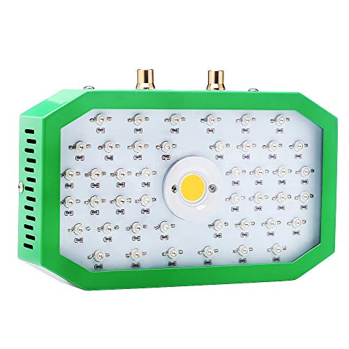 $79.99 OFADD 1000W COB Led Grow Light Full Spectrum Plant Light Growing Lamps with Veg&Bloom Switch for Greenhouse Hydroponic Indoor Plants Veg and Flower(Dual Chip) 2019
