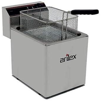 Freidora eléctrica ARILEX sin grifo capacidad 10 litros con ...