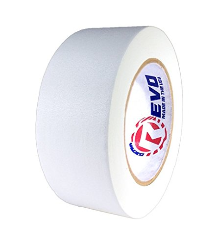 REVO Premium Professional Gaffers Tape MADE IN USA Camera Tape-Better than Duct Tape SINGLE ROLL (WHITE GAFFERS 2'' x 30yds) by Revo