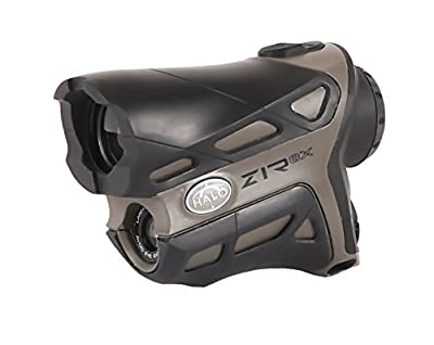 Halo ZIR8X Laser Range Finder, Black from Sportsman Supply Inc.