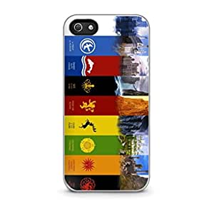 Game of Thrones New Season Unity Hard Plastic Case for iPhone 5 5s case