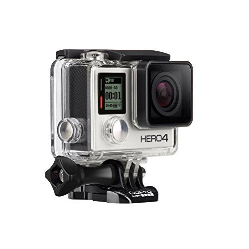 amazoncom gopro hd hero4 silver edition international version no warranty electronics