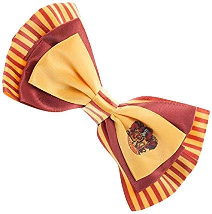 Hair Bow - Harry Potter - Gryffindor New Licensed Hh487yhpt (Harry Potter Diy-kostüme)