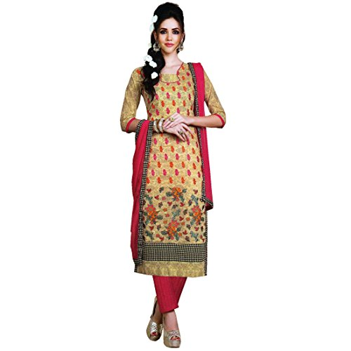 Silk Salwar Suit - 8