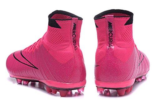 ... 7 Herren Mercurial superfly X AG Hyper pinkhyper Hi Top Fußball Schuhe  Fußball Stiefel ...