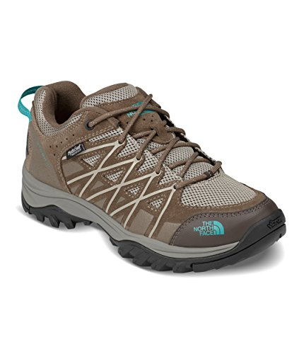 The North Face Women's Storm III Waterproof - Cub Brown & Crockery Beige - 8
