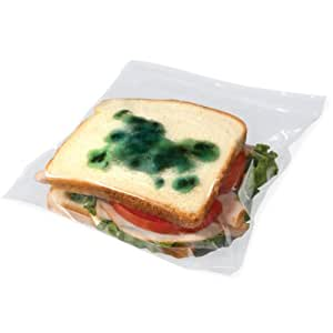 BigMouth Inc Theft Deterrent Moldy Sandwich Bags by BigMouth Inc
