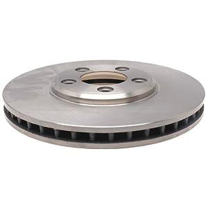 Raybestos 66841R Professional Grade Disc Brake Rotor