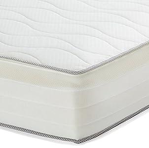 Materassi Ikea Sono Buoni.Amazonbasics Materasso Francese Extra Comfort A Molle Giusto