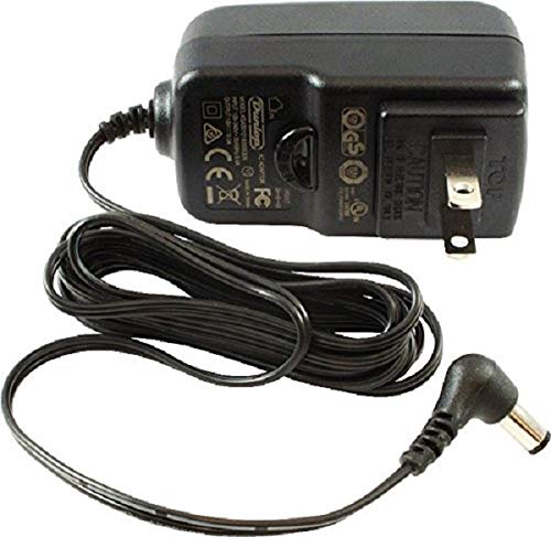 Dunlop ECB004 US AC Adapter 18V (+) Barrel