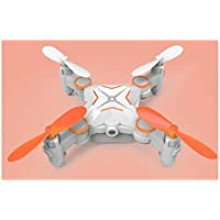 HP95(TM) 901S Mini Foldable 2.4G 4CH 6Axis RC Quadcopter Drone With 0.3MP WIFI Camera (Orange)