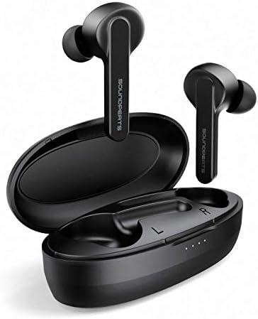 SoundPEATS Bluetooth Headphones Definition Rechargable product image