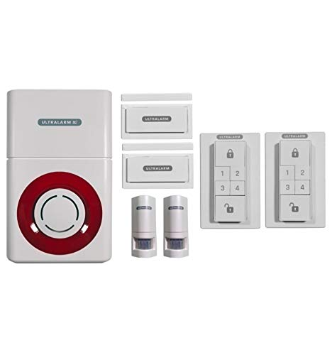 Battery Powered 3G Ultralarm Kit (Sim Card)