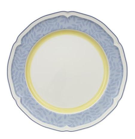 Villeroy u0026 Boch Toscana Blue 10-1/4-Inch Dinner Plate  sc 1 st  Amazon.com & Amazon.com | Villeroy u0026 Boch Toscana Blue 10-1/4-Inch Dinner Plate ...