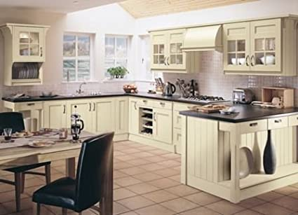 Coctelera de la cocina cocinas CK Beaufort pintado, rígido con cocinas: Amazon.es: Hogar