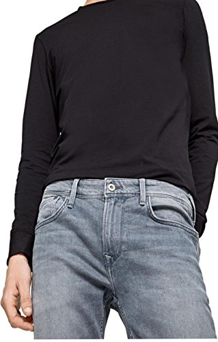 W33L34 000 Finsbury Talla Denim Color Jeans Vaquero Hombre Pepe Xwqxn4v8AE